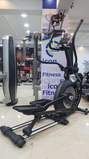 electric eliptical  icon fitness